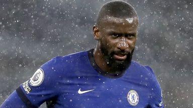 'Chelsea in danger of losing Rudiger on free transfer'