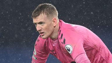 Ancelotti: Pickford focused for derby