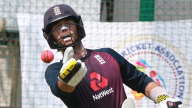 Foakes: They are like day five pitches