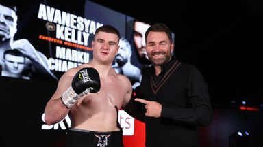 Hearn: Fisher is double lively
