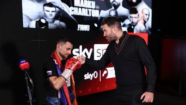 Hearn: Avanesyan a world class welterweight