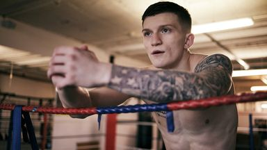 Hatton hopes to follow in dad's footsteps
