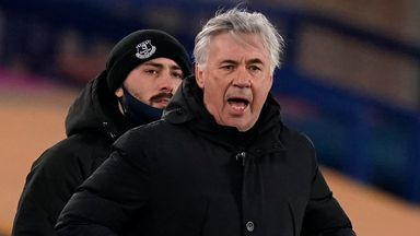 Ancelotti: Euro places will go down to wire