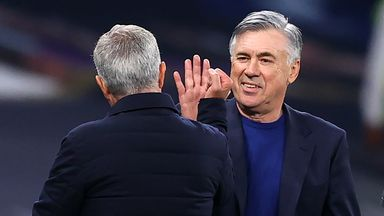 Ancelotti excited for Mourinho reunion