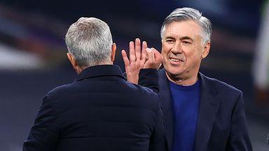 Ancelotti excited for Mourinho reunion