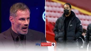 Carra: VVD absence no excuse for defeats
