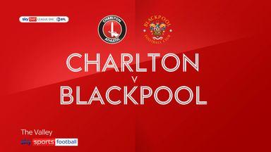 Charlton 0-3 Blackpool