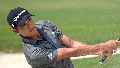 WGC: Morikawa's winning round