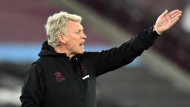 Moyes: We've got another gear or two to go