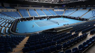 Tiley 'optimistic' for Aus Open fans' return