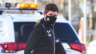 Gerrard: Rangers Covid breach not ideal