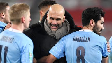 Pep on winning run: We have a lot of money