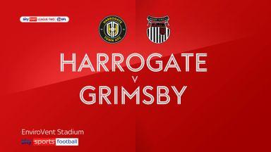 Harrogate 1-0 Grimsby