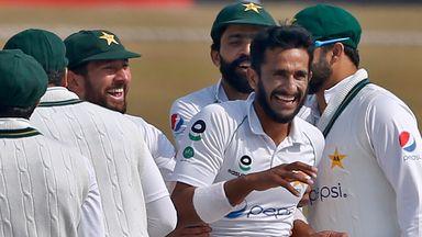 T2 D3: Pakistan vs SA highlights