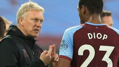 Moyes defends medics over Diop injury