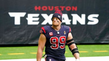 Highlights of JJ Watt's 2020 season