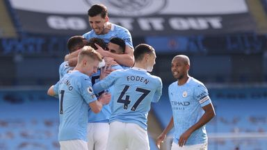 'Breaking records driving Man City on'