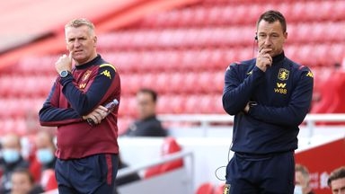 Smith: Terry destined to be a manager