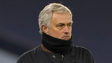 Jose not looking at the PL table