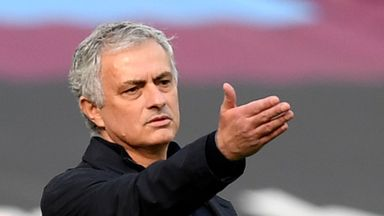 Jose: I'm calm and controlled, not like before