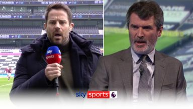 Redknapp & Keane's heated debate over Spurs!