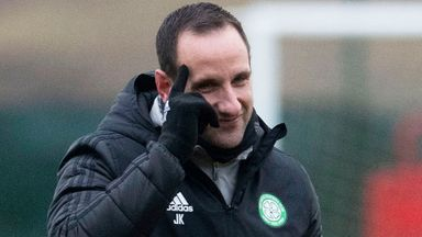 Kennedy not focussing on Celtic job