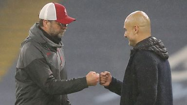 Klopp: I've texted 'best in the world' Pep