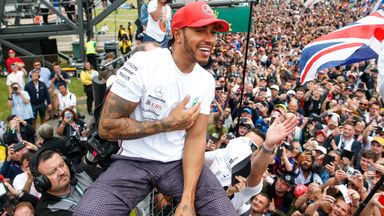 British GP: Will fans be able to attend?