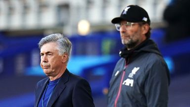 Klopp, Ancelotti preview Merseyside derby