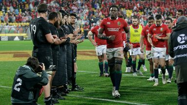 Itoje excited Lions Tour is going ahead