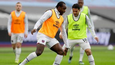 Moyes hopeful of Antonio England choice