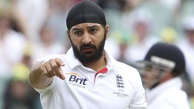 Panesar: Pitch more fit for club cricket