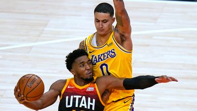 NBA Wk10: Lakers 89-114 Jazz