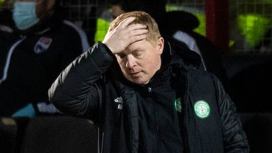 'Celtic meekly surrendered the title'