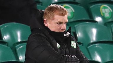 'Lennon leaves Celtic with a heavy heart'