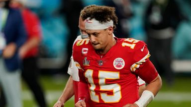Mahomes: I didn't play the way I wanted