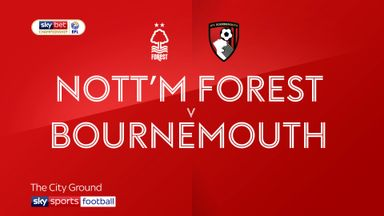 Nottingham Forest 0-0 Bournemouth