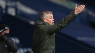 Ole: Someone was asleep at Stockley Park!