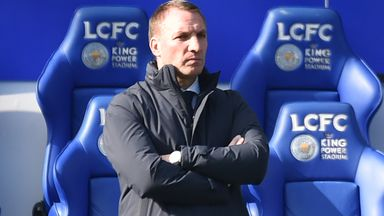 Rodgers wants Leicester to bounce back