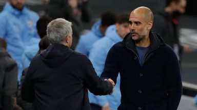 'Man City will be pleased about Jose sacking'