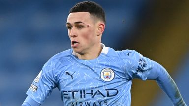 Pep: Foden will be an incredible City legend