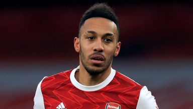 What factors will affect Aubameyang malaria recovery?