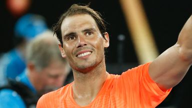 Nadal confident ahead of Monte Carlo
