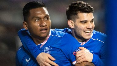 'Don't worry about Morelos, he's dancing to Sweet Caroline!'