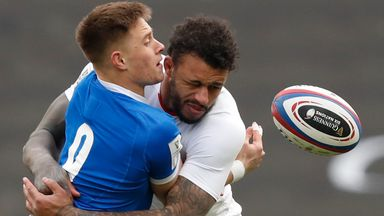 Hill: Lawes a big loss for England