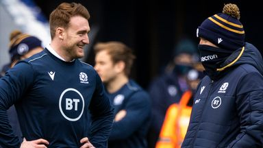 Hogg: No title talk in Scotland camp
