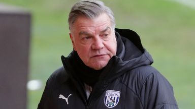 Allardyce: WBA planning for future