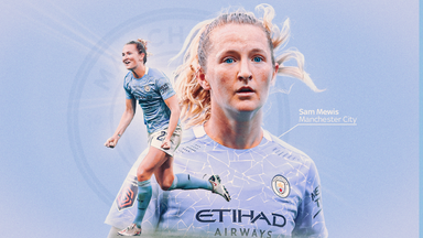 Mewis: Too early to decide City future