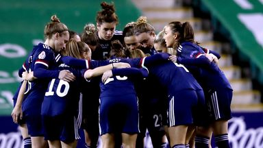 Scotland women's boss appointment 'not on back burner'