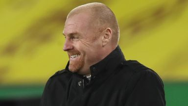 Dyche: I'd sell Pope for a pint in a pub!
